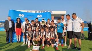 "U. Cluj a câştigat Cupa ""Hagi-Danone"" 2019"