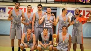 Liga Națională de Baschet Amator şi-a desemnat campioana