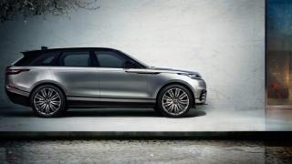 Prezentarea oficială a modelului Range Rover Velar