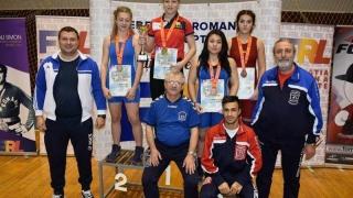 Luptătorii Andreea Ana și Minur Pîrvu, învingători în Cupa României pentru cadeți