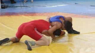 Luptătorii constănțeni au obținut șase medalii la CN pentru juniori 3 și 4