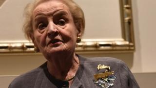 Madeleine Albright îl avertizează pe Donald Trump în privința NATO