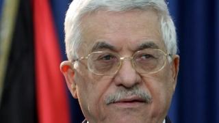Mahmoud Abbas a fost spitalizat