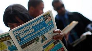 Mai mulţi şomeri în Marea Britanie, pentru prima oară după 2015