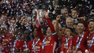 Manchester United a câștigat Cupa Ligii Angliei