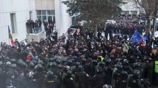 Manifestațiile vor continua în R. Moldova