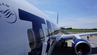 """""""Marea Unire"""", în flota TAROM: al doilea Boeing 737-800 NG a ajuns """"acasă"""""""