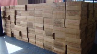 Marfă de 330.000 de lei, confiscată de poliţiştii de frontieră!