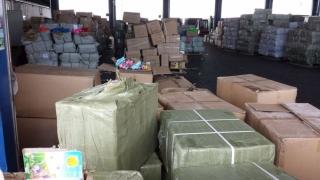 Mărfuri de peste 800.000 de lei, ridicate de autorități
