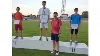 Marian Petre și Maria Timofei au devenit campioni naționali