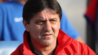 Marius Lăcătuș va antrena noua echipă din Ghencea