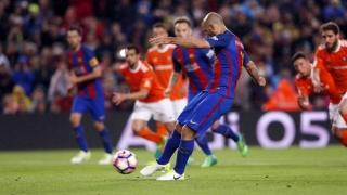Mascherano a marcat primul său gol pentru FC Barcelona!