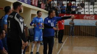 Meci dificil pentru HC Dobrogea Sud la Vaslui