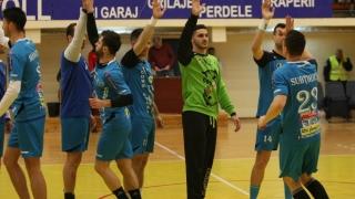 Meciuri ușoare pentru HC Dobrogea Sud și HC Farul