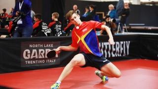 Medalii mondiale pentru ping-pong-ul constănțean