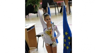 Medalii pentru micile gimnaste constănțene