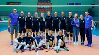 CS Medgidia va debuta în Divizia A1 la volei feminin