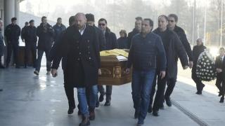 """Membrii """"Generației de Aur"""" i-au adus un ultim omagiu lui Daniel Prodan"""