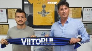 Viitorul a anunţat, oficial, transferul lui Cosmin Matei
