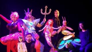"""Teatrul """"Căluțul de Mare"""" o duce pe """"Mica Sirenă"""" la festivaluri internaționale"""