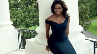 """Michelle Obama își ia adio de la Casa Albă în revista """"Vogue"""""""
