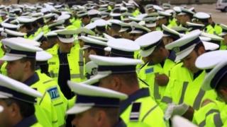 Mii de polițiști, pompieri și jandarmi au fost mobilizați