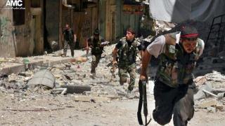 Islamişti insurgenți lichidați de coaliţia internaţională în Siria