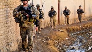 Militari americani răniţi în lupta cu SI, în Afganistan