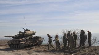 Militari ucraineni omorâți de explozia unei mine