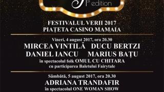 Mircea Vintilă şi Ducu Bertzi vă invită la Mamaia Fairytale