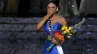 Miss Universe le-a căzut cu tronc teroriștilor