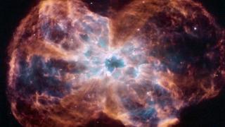 Moartea unei stele din aceeași clasă cu Soarele, surprinsă de pe Terra