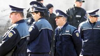 Mobilizare generală a polițiștilor de Paște!