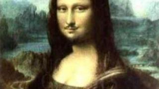 Mona Lisa mustăcioasă, vândută la suprapreț