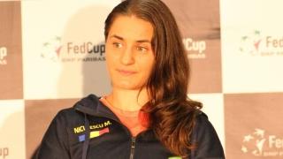 Monica Niculescu a produs surpriza la Beijing