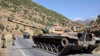 Morți și răniți la granița turco-irakiană