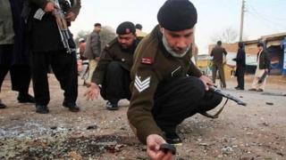 Morți și zeci de răniți după explozia unei bombe în Pakistan