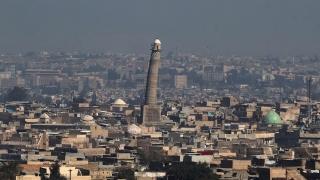 Moscheea Al-Nuri din Mosul, smulsă prea târziu de la jihadişti. Monumentul, vechi de aproape 1.000 de ani, a fost distrus