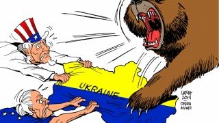 Moscova, în calea prieteniei dintre SUA şi Ucraina