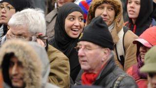 Musulmanii se simt în Europa ca acasă