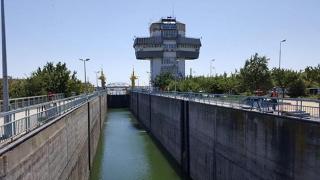 CNACN: Ecluze moderne, trafic fluvial simplificat şi localităţi apărate de inundaţii