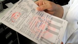 CNAS: Biletele de trimitere noi au fost tipărite şi distribuite