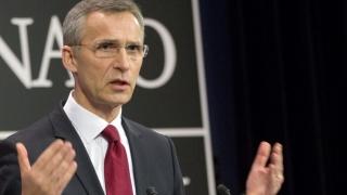 """""""NATO ar trebui să reacționeze în forță în fața comportamentului Rusiei"""""""