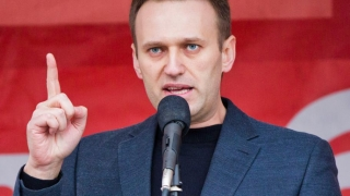 Navalny, un critic fățiș al lui Putin, va candida la prezidențialele din 2018