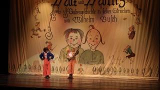 Năzdrăvanii Max și Moritz vă dau întâlnire, duminică, la Teatru