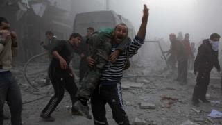 În ciuda armistiţiului, patru morți în bombardamente în Siria