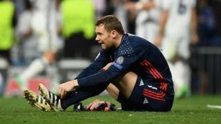 Neuer are fractură la picior și va rata restul sezonului!