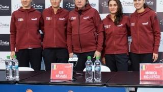 Niculescu - Flipkens, prima partidă din duelul România - Belgia, în FED Cup