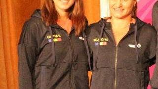 Niculescu și Olaru, în optimile turneului de dublu de la Beijing