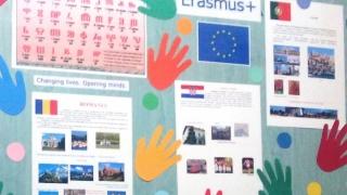 """Noi experiențe Erasmus+ la Școala Gimnazială """"Viceamiral Ioan Murgescu"""""""